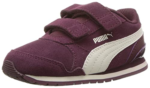 Puma Baby Boys   St Runner Sd Velcro Kids Sneaker  Amazon.co.uk ... 897f94a6d