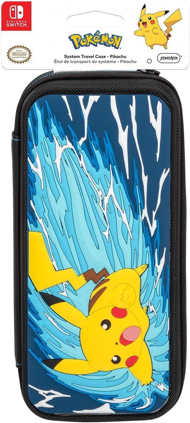 Pikachu Pokemon Nintendo Switch Case