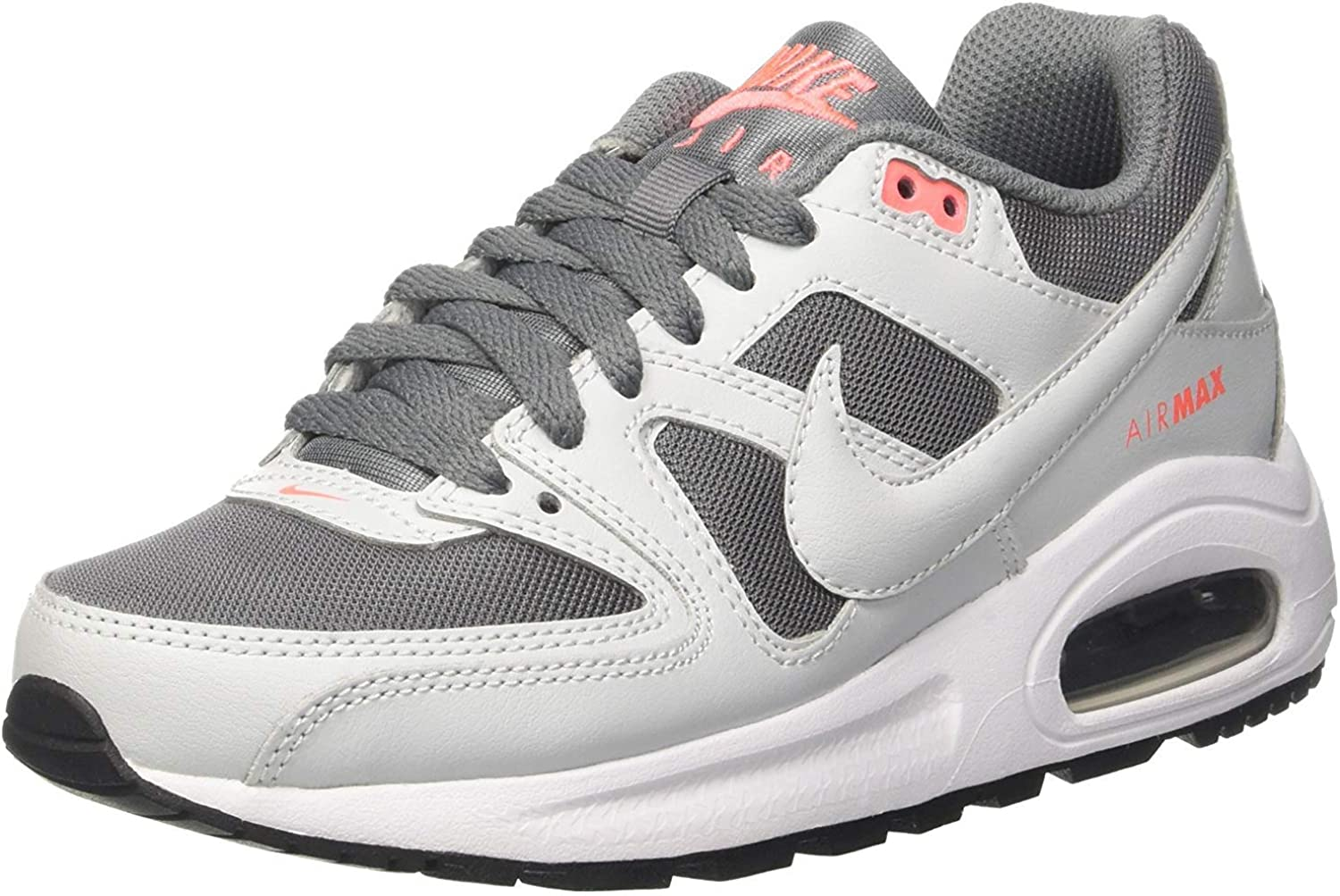Nike Air Max Command Flex (GS) Cool Grey/Pure Platinum 7 Y