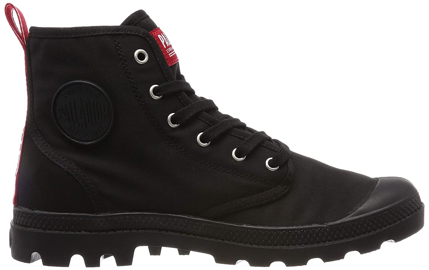 Pampa Hi Bottines Palladium Adulte Souples Mixte DareBottesamp; Yymb7fgI6v