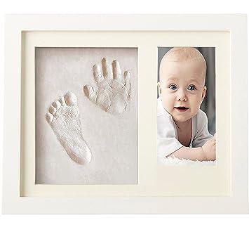 Oyfel Regalos para Bebé Recién Nacido niños niñas 3D Marco de Fotos ...