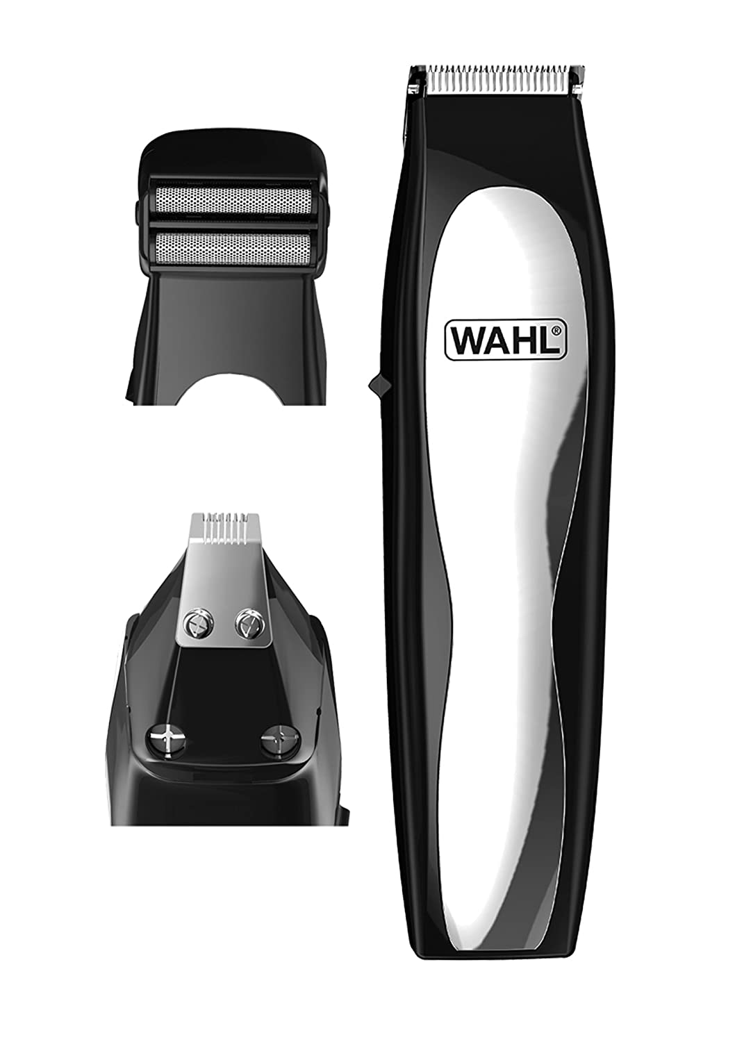 Wahl Rechargeable Multi Groom Trimmer with 100 ml Beard Shampoo