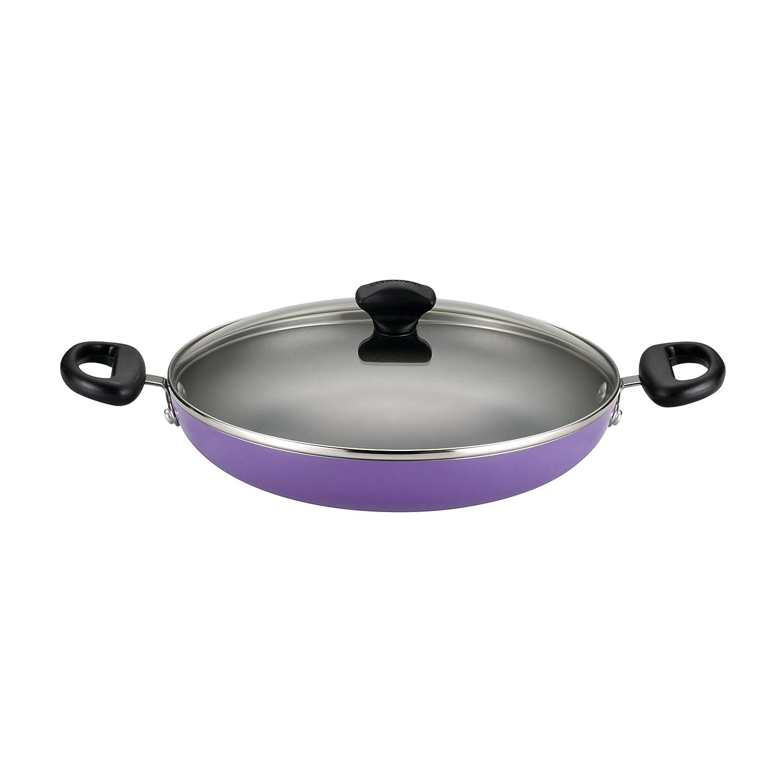 """Farberware Dishwasher Safe Nonstick Farberware 11.25"""" Covered Everything Pan"""