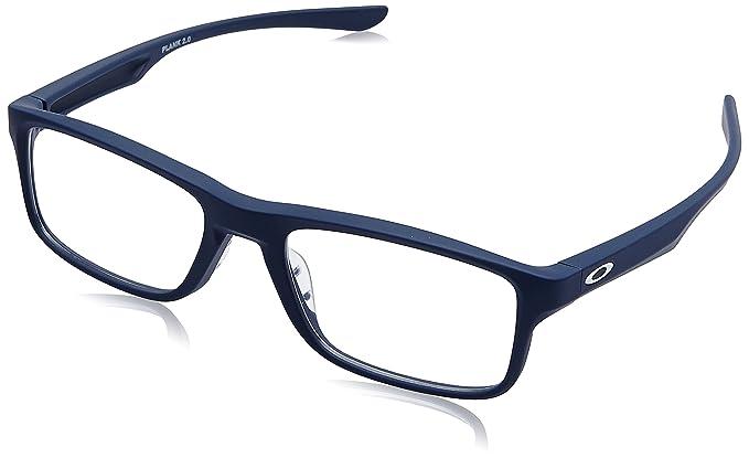 d3d1f478a39c Eyeglasses Oakley Frame OX 8081 808103 COAT UNIVERSAL BLUE at Amazon ...