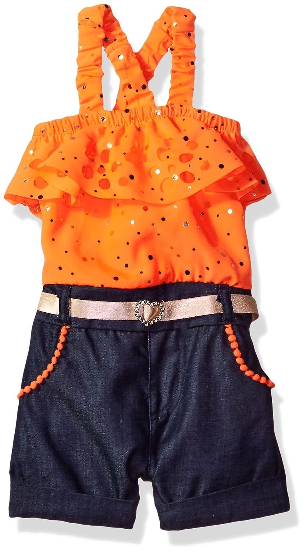 【超歓迎された】 Little Lass Months SHIRT ベビーガールズ B06XDQHH12 Neon Neon Fiery Coral Coral ベビー ベビー|Neon Fiery Coral|24 Months, 備長炭グッズのお店豊栄:2ffc6697 --- svecha37.ru