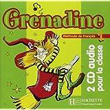 Grenadine: Niveau 1 CD Audio Classe (X2)