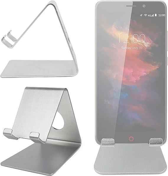DURAGADGET Atril De Aluminio para Smartphone Umidigi UMI MAX ...