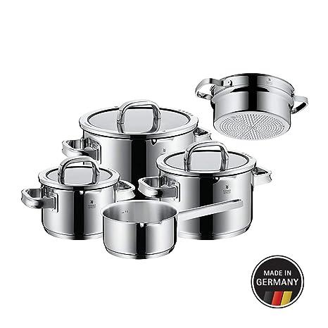 Amazon.com: WMF - Juego de 4 utensilios de cocina (5 piezas ...