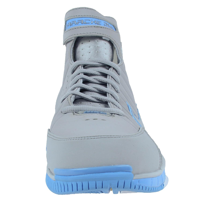 d4a74946c54b NIKE Mens Men s Air Zoom Huarache 2k4 Grey Blue White 308475-002   Amazon.co.uk  Shoes   Bags