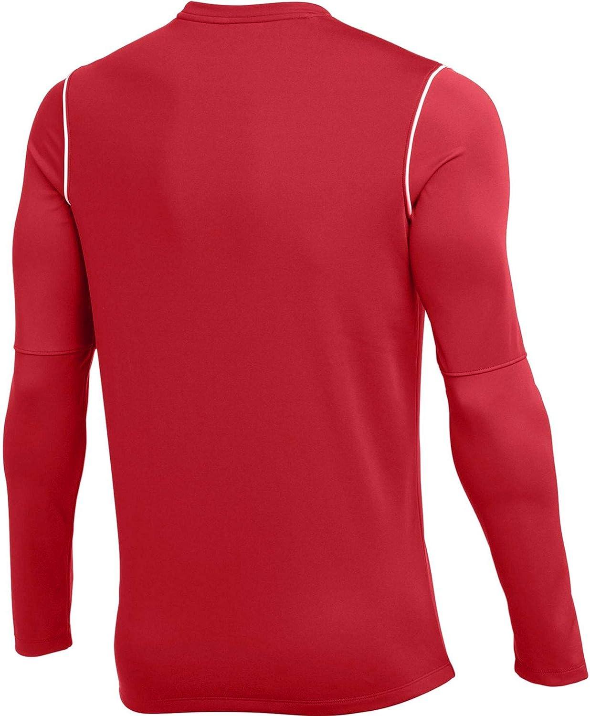Nike Herren Park20 Crew Top Sweatshirt University Red/White/(White)