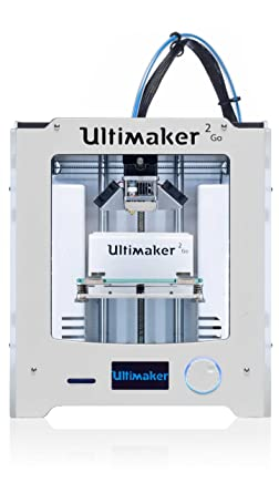 Ultimaker 2 GO - Impresora 3D (FDM, 300 mm/s, 2.85-3 mm), color ...