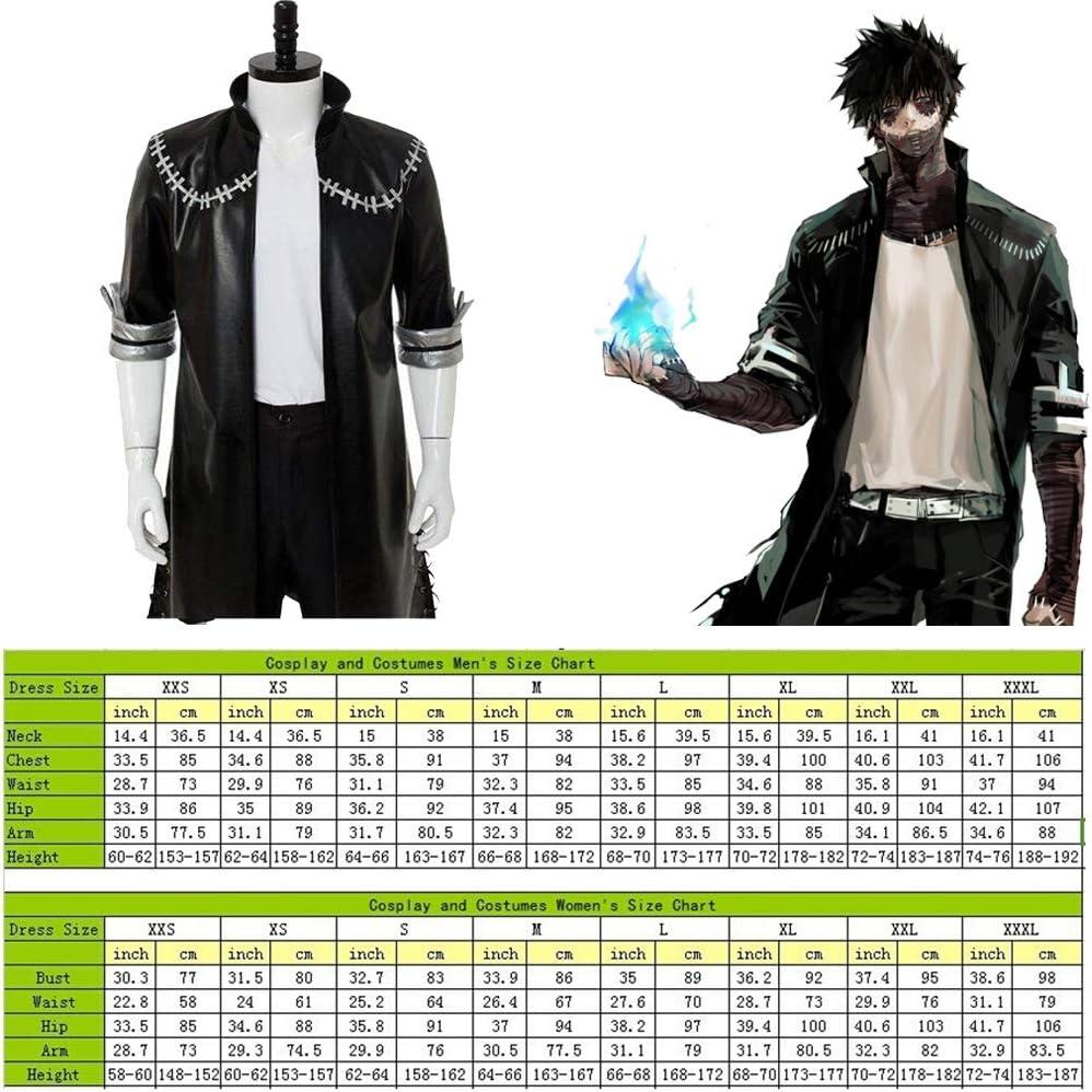 Boku no hero academia My Hero Academia Dabi Cosplay Costume Custom Made