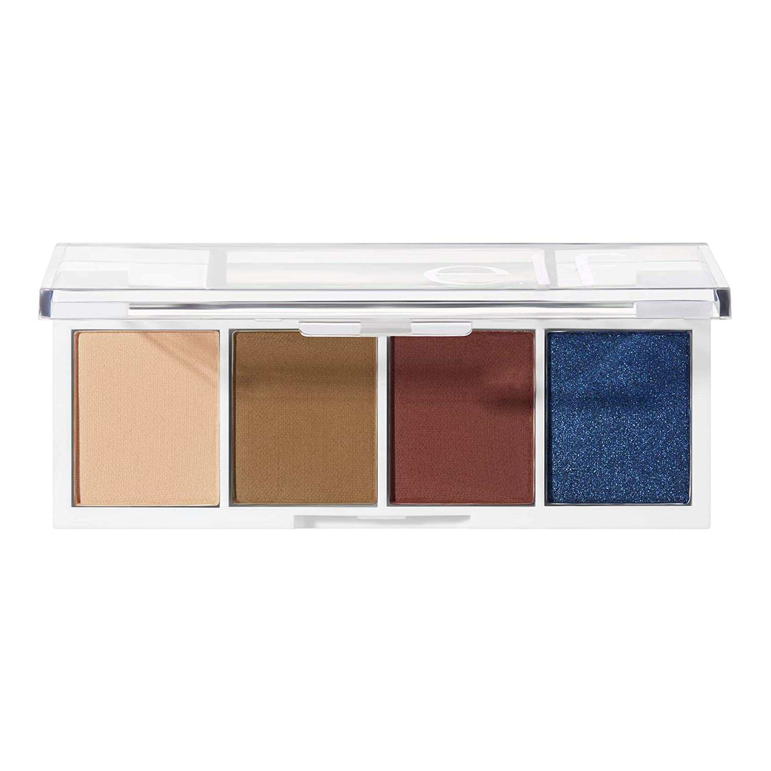 e.l.f. Cosmetics Bite Size Eyeshadow Mini Palette, Carnival Candy, 0.12 Ounce, Carnival Candy, 0.12 Ounce