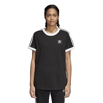 adidas Originals Women's 3 Stripes T-Shirt at Amazon Women's Clothing store