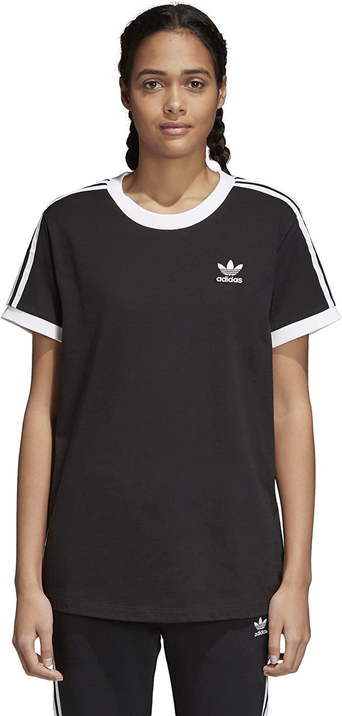 heißer verkauf Adidas Originals Retro 3 Stripes T shirt