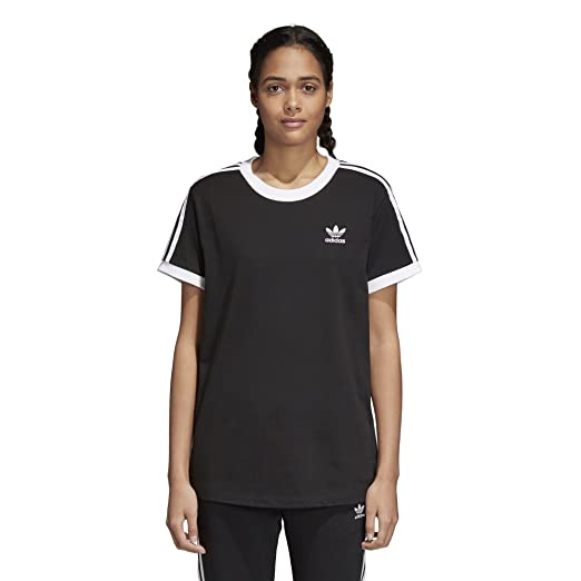 ae0f2c75ca adidas Originals Women's 3 Stripes T-Shirt