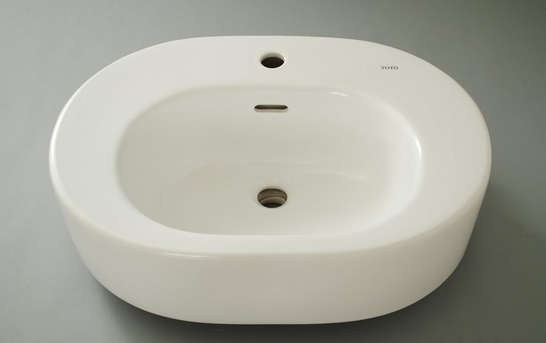 TOTO Lt790#01 Nexus Pedestal Lavatory, Cotton White - Pedestal Sinks ...