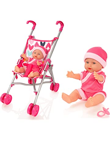 4dbe79189 Amazon.co.uk Toys & Games: Dolls' Prams, Dolls' Strollers, Dolls ...