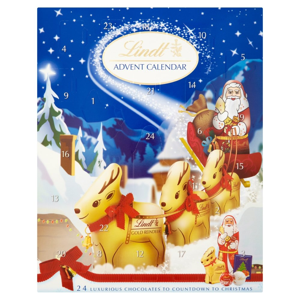Lindt Advent Calendar - 160G 107609641