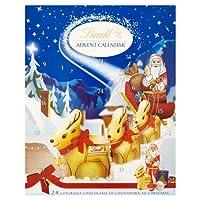 Lindt Advent Calendar Milk Chocolate, 160 g (Pack of 2)