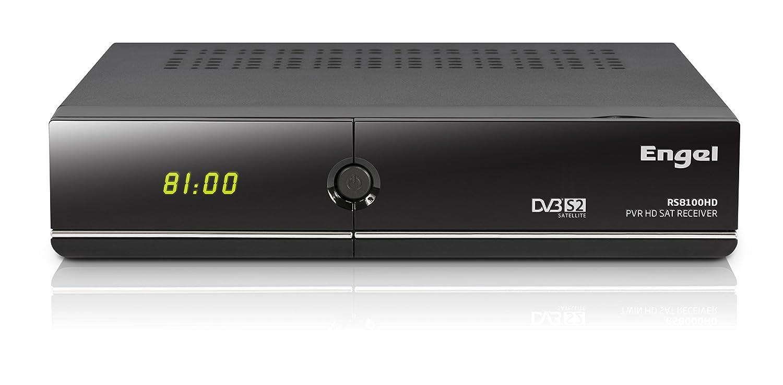 Engel RSHD Receptor satélite de sobremesa Full HD PVR Lector Conax WiFi