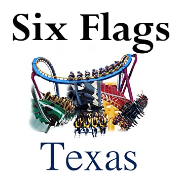 Amazon com: Six Flags Texas Guide: Appstore for Android