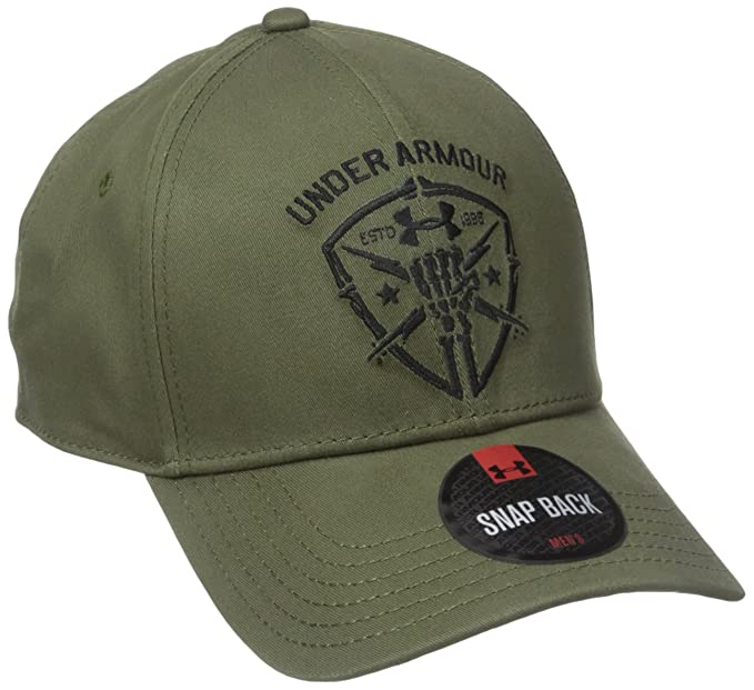 Under Armour Freedom Lightning Cap Marine Od Green  Amazon.co.uk  Clothing da9a378e393