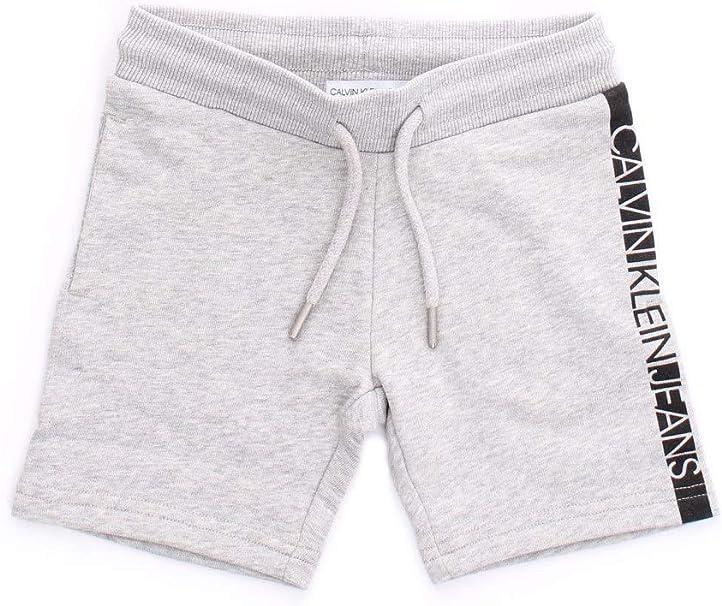 Calvin Klein IB0IB00484 Pantalones Cortos niño: Amazon.es: Ropa y ...