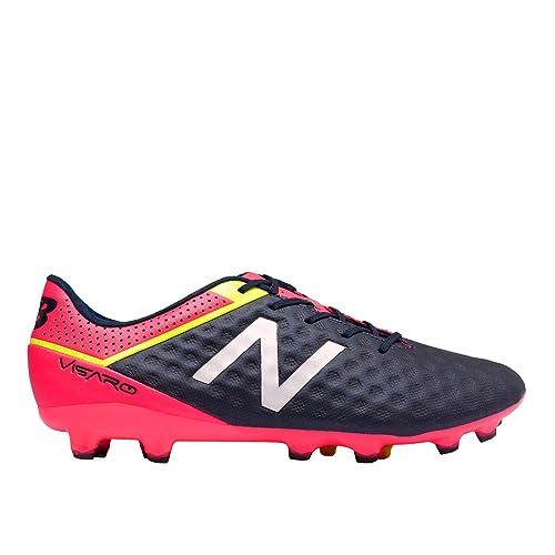 Bota de fútbol New Balance Visaro Pro FG Galaxy: Amazon.es: Zapatos y complementos