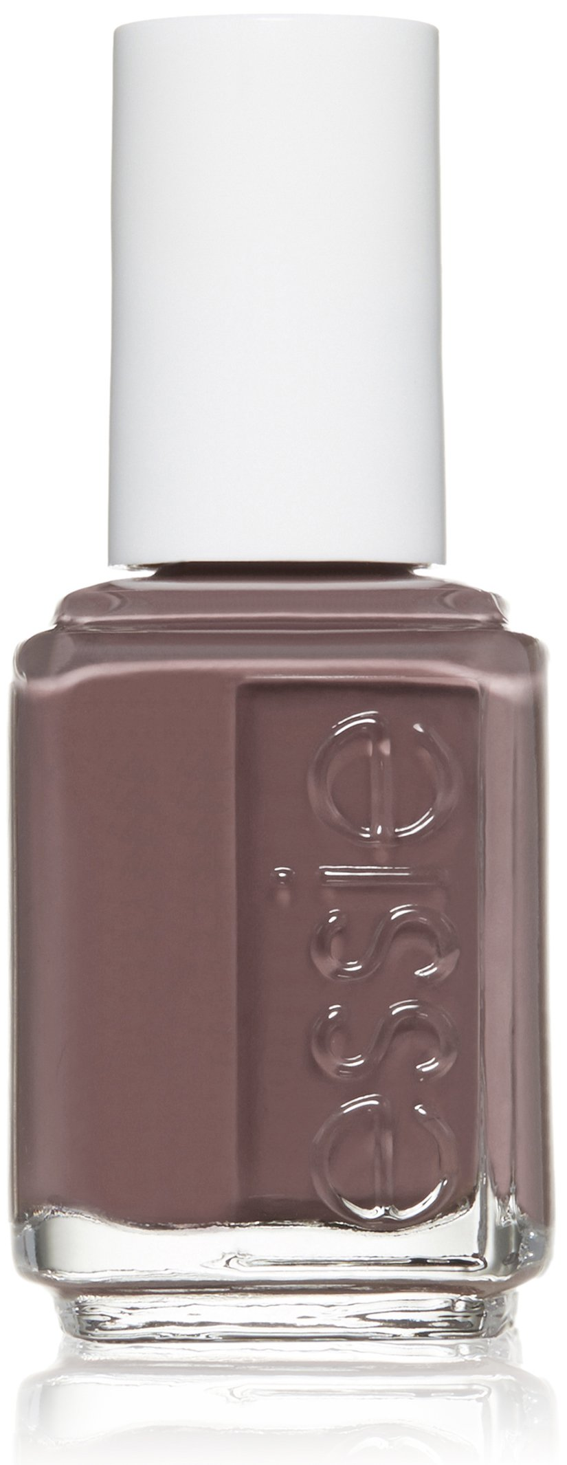 Amazon.com : essie nail polish, smokin\' hot, gray nail polish, 0.46 ...