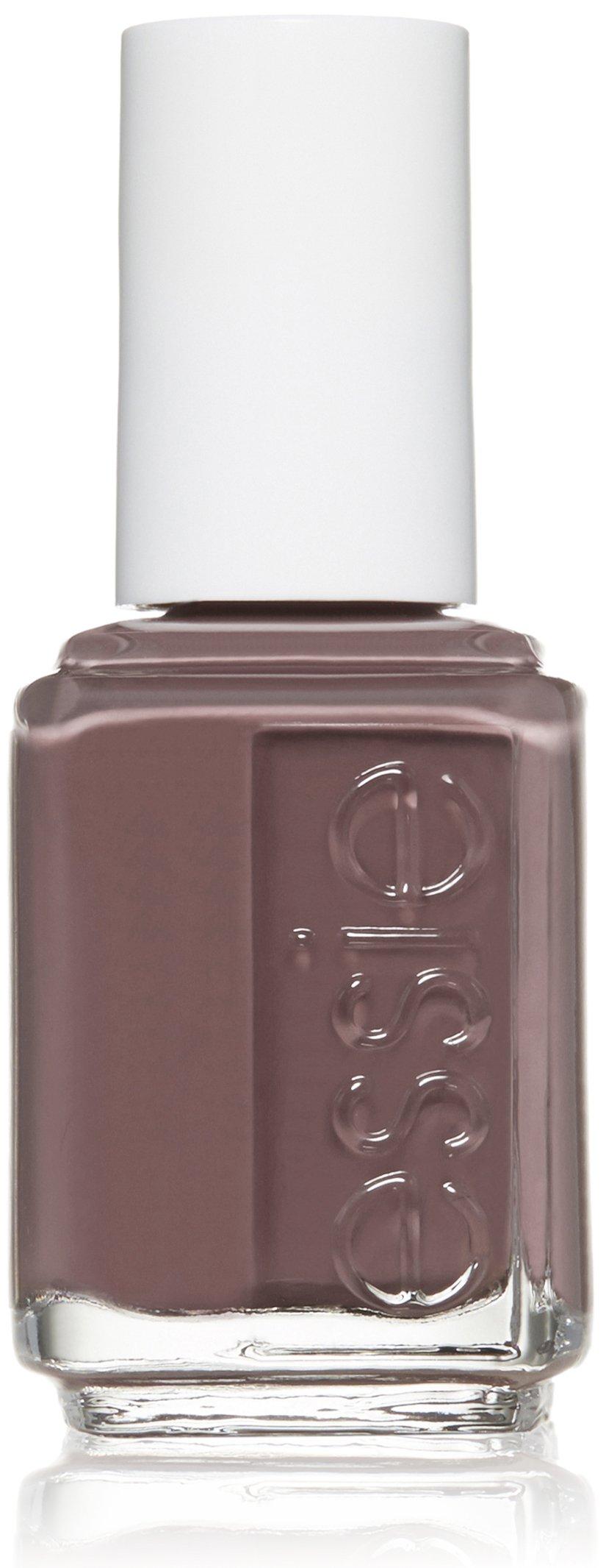 Amazon.com : essie nail polish, smokin\' hot, gray nail polish, 0.46 ...