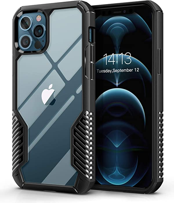 Updated 2021 – Top 10 Apple Iphone Matte Black Clear Case