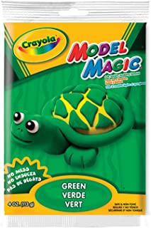 product image for Crayola 4 oz Pouch Model Magic, Green CRY574445 Case of 12 Packs
