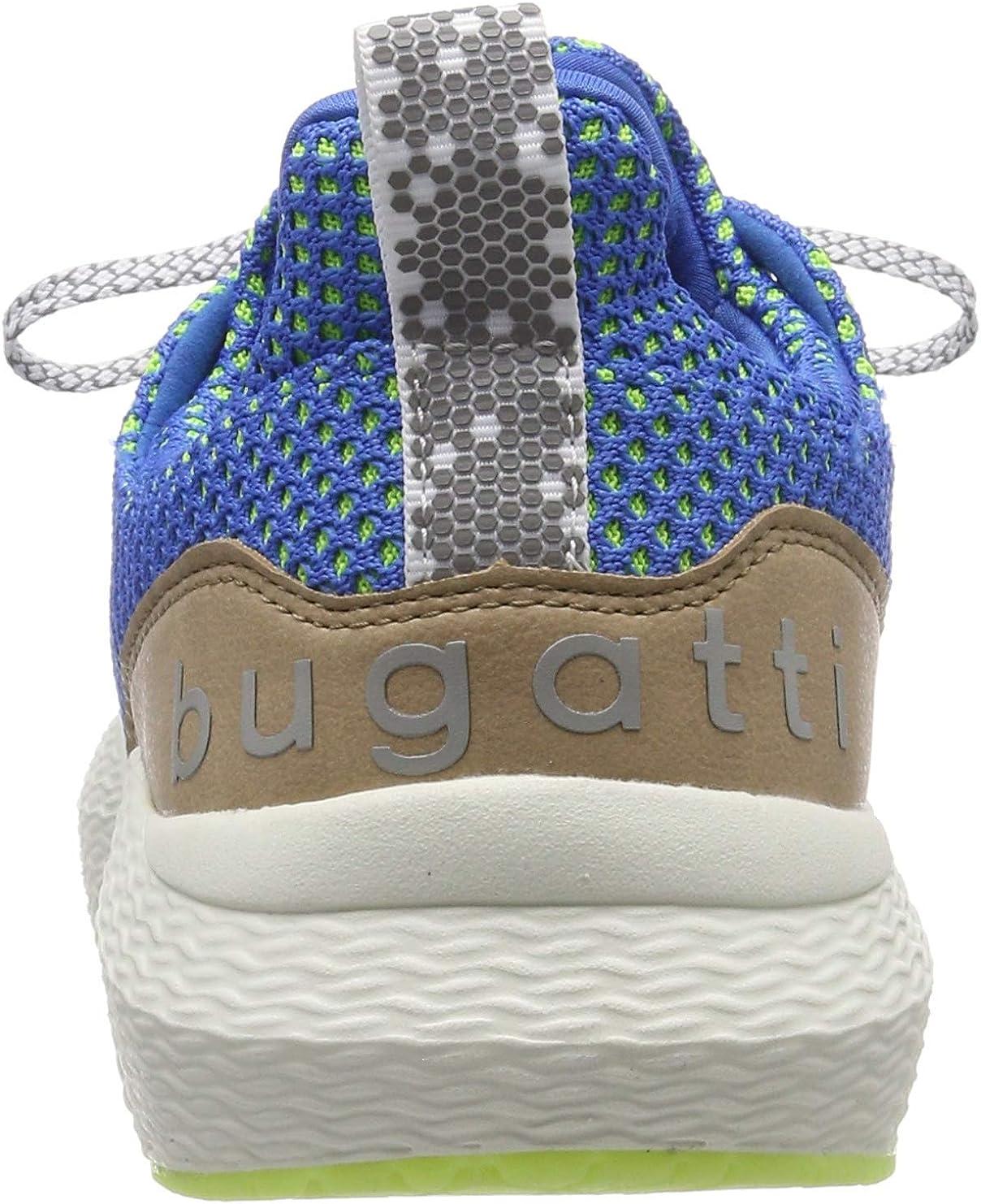 bugatti Herren 341730606900 Slip On Sneaker