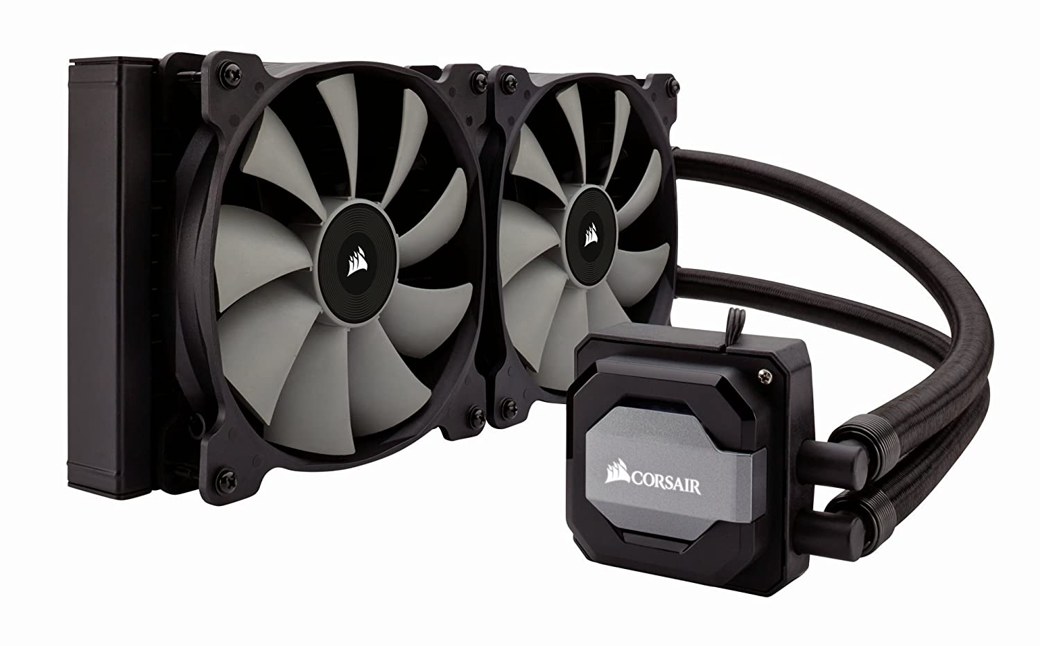 Corsair Hydro Series H110i Extreme Performance Water / Liquid CPU Cooler Cooling 280mm CW-9060026-WW
