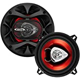 Car Speakers | BOSS Audio CH5520 200 Watt, 5.25 Inch, Full Range, 2 Way (Sold in Pairs)