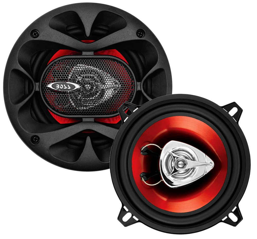 BOSS Audio CH5520 Chaos Extreme 200-Watt 2-Way Auto 5.25-Inch Coaxial Speaker