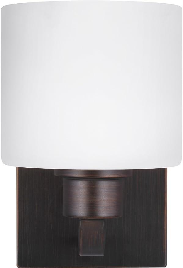 Amazon.com: sea gull lighting 4428803 – 962 Canfield – 100 W ...