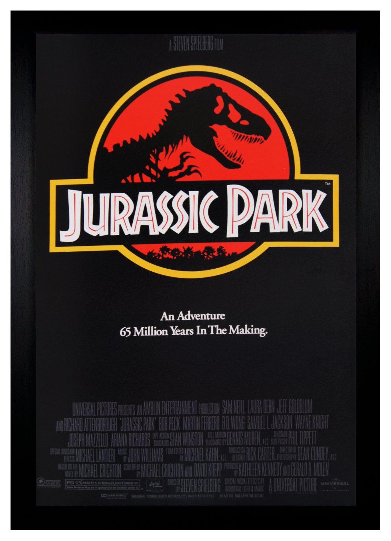 Jurassic Park Póster 24