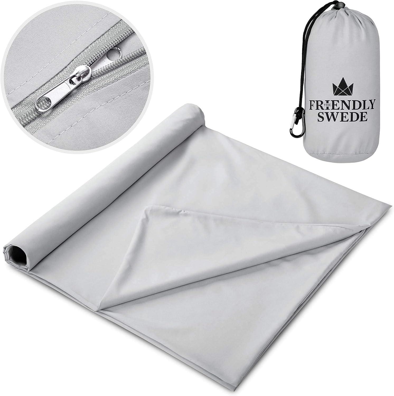 The Friendly Swede Sleeping Bag Liner
