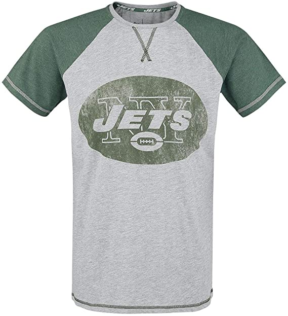 NFL New York Jets T-Shirt greying/Green