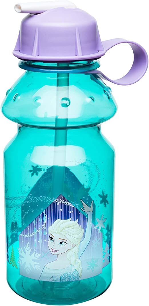 /The Kingdom of Ice Girls Bottles and Lunch Boxes/ /Blue Disney Frozen/