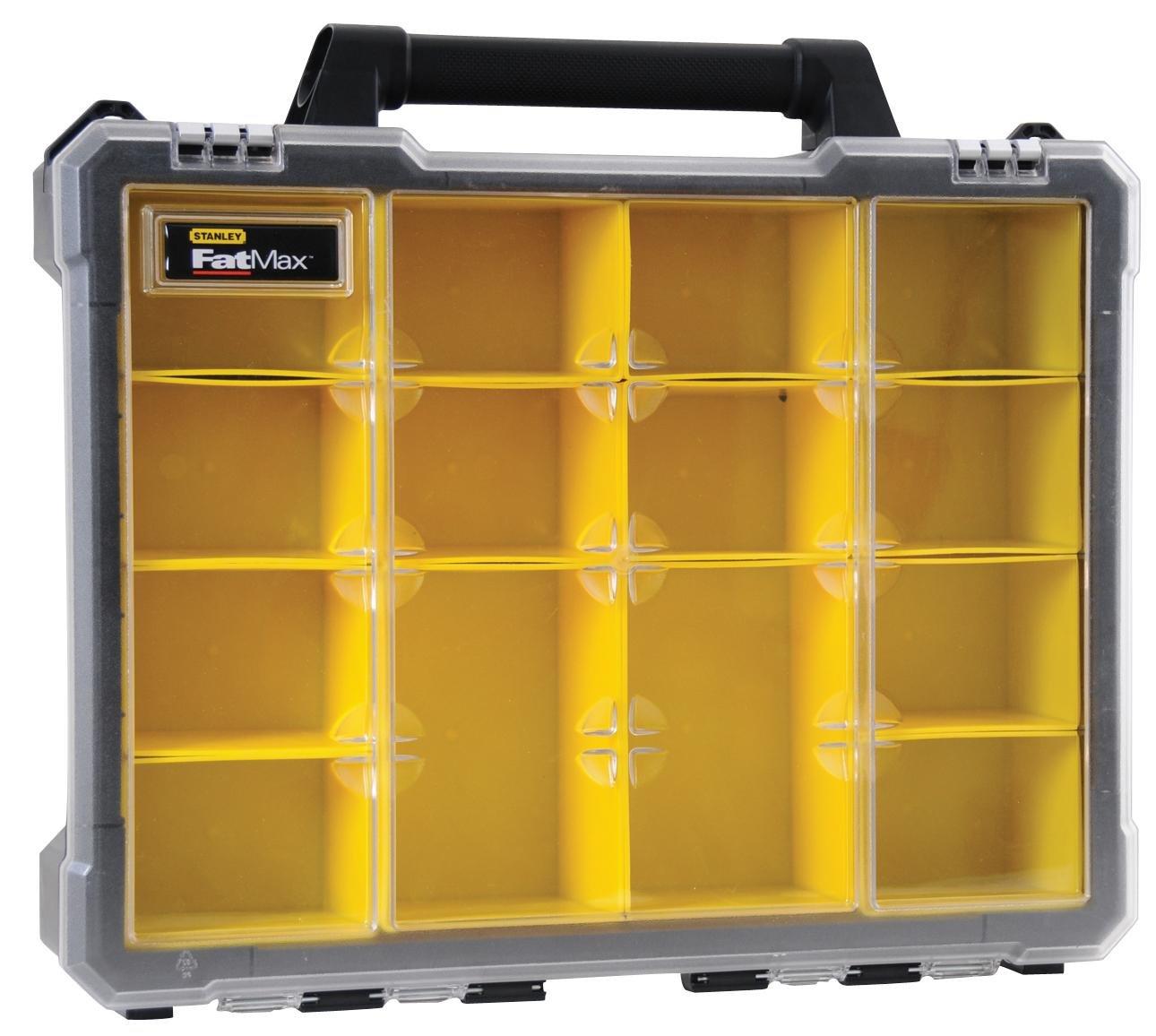 Stanley 014461M Fatmax Large Organizer Professional: Tool Cabinets:  Amazon.com: Industrial U0026 Scientific