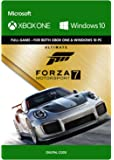 Forza Motorsport 7: Ultimate Edition - Xbox One/Windows 10 Digital Code