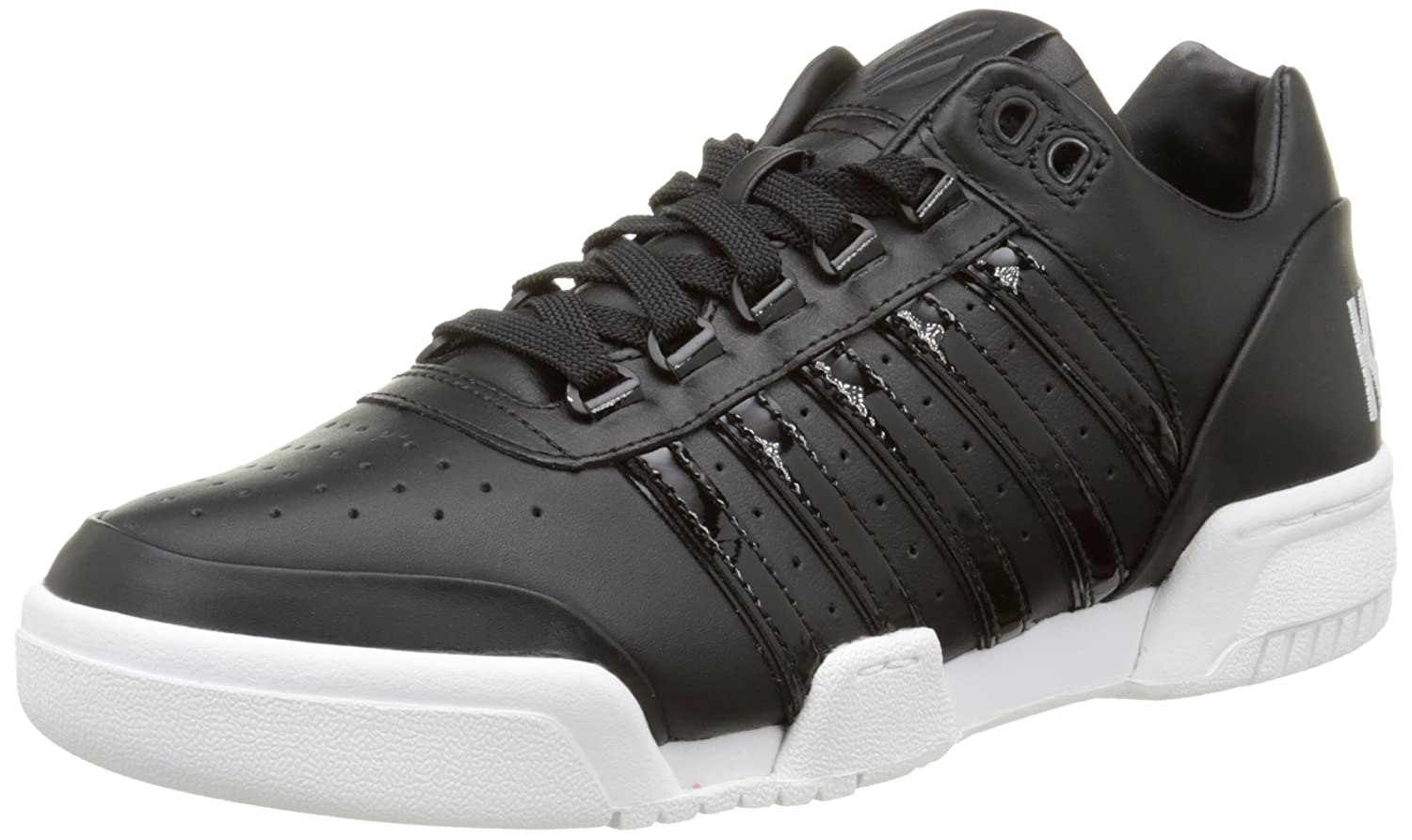 f154b4af269f3 K-Swiss Gstaad Big Logo, Men's Trainers: Amazon.co.uk: Shoes & Bags