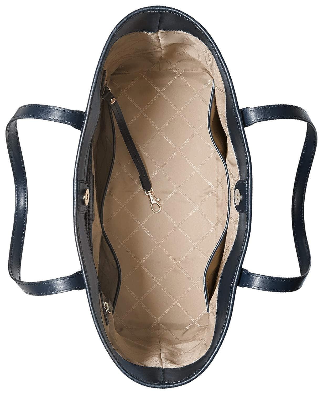 deec055bbea8 Amazon.com: Michael Kors Carter Signature Denim Open Tote (Denim): Shoes
