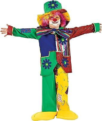 Carnevale Venizano CAV3634-S - Disfraz de Pirata para niños (7-10 ...