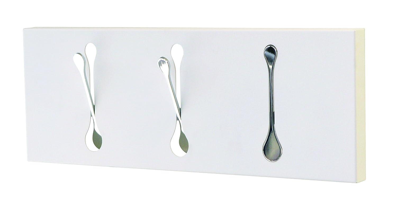 Wink design, Virginia, Appendiabiti da Muro, Bianco: Amazon.it ...