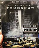 THE DAY AFTER TOMORROW BLU RAY + DIGITAL COPY SteelBook Limited Edition 2018