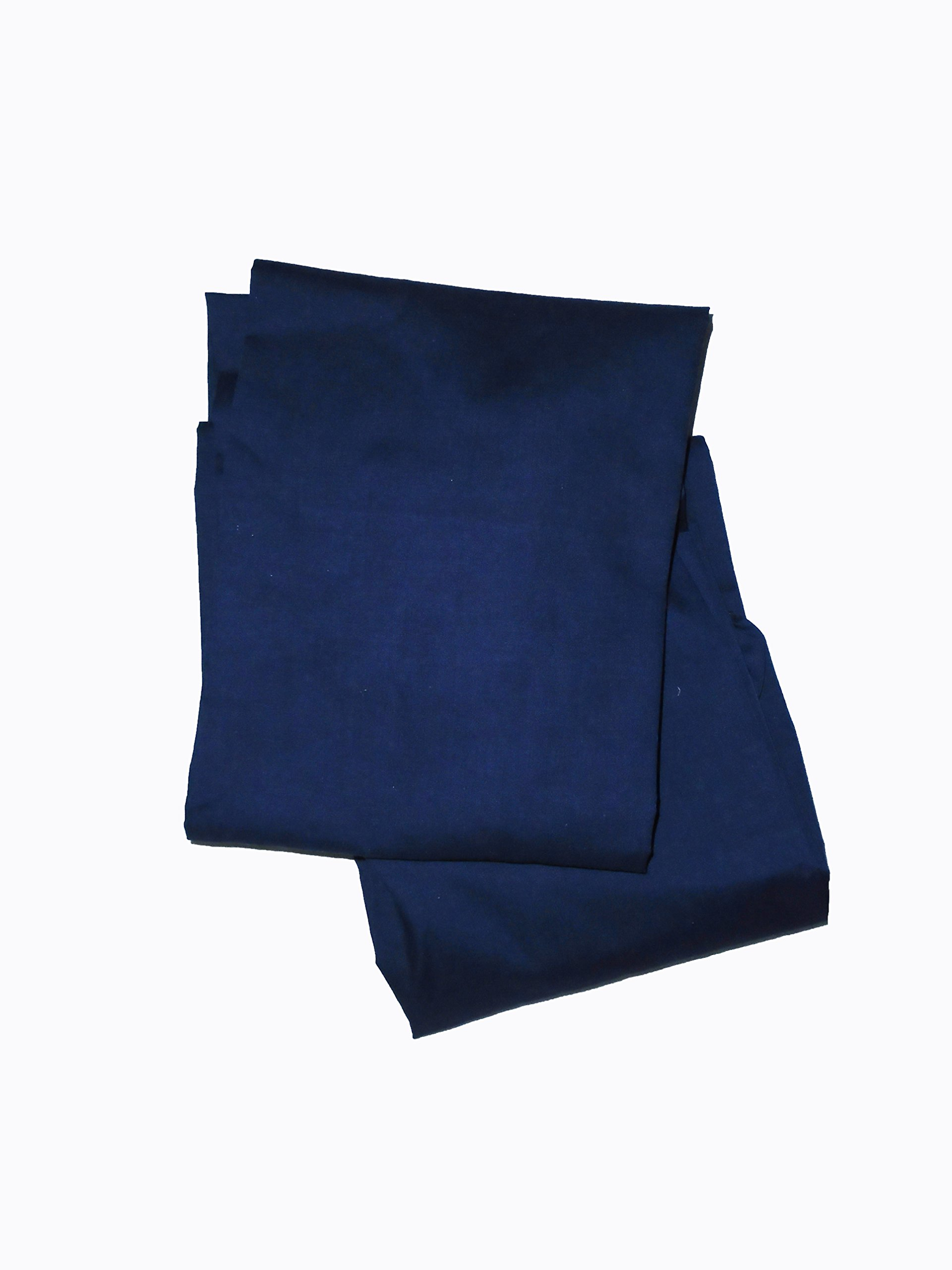 Baby Doll Bedding 2 Piece Cradle Sheets, Navy